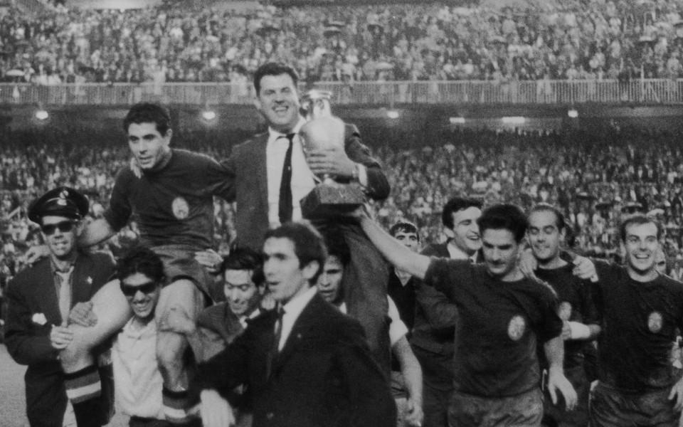 Евро 1964 – Испания