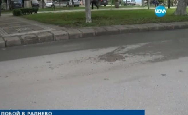 Шофьори се биха в Раднево, трима ранени