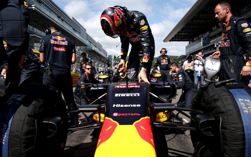 Квят се завръща във Формула 1