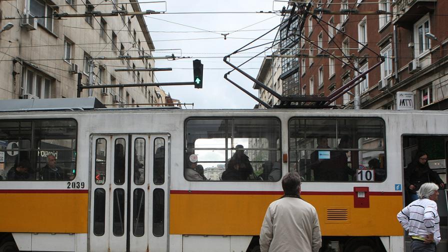 Слагат камери в столичния градски транспорт