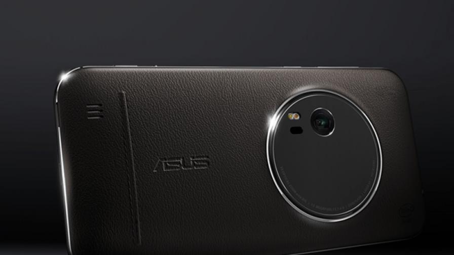 """Телефон с """"Интел"""" процесор и перфектна камера"""