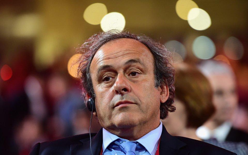 Мишел Платини става съветник във FIFPro