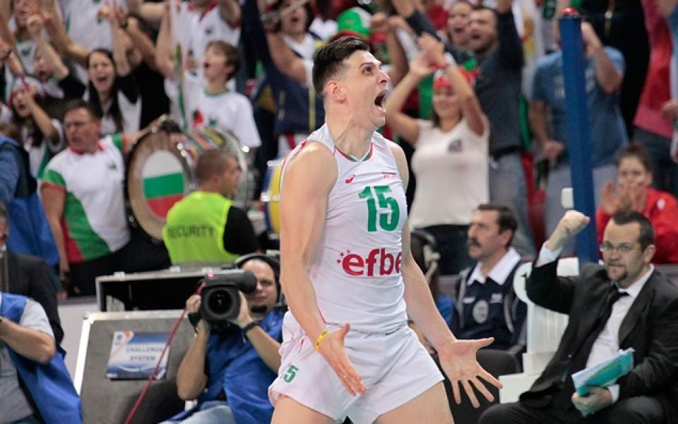 Тодор Алексиев се завръща в националния отбор по волейбол