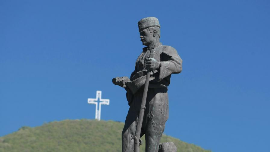 152 години от подвига на четата на Хаджи Димитър и Стефан Караджа