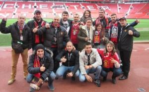 Българските фенове на Манчестър Юнайтед се събират в Бургас