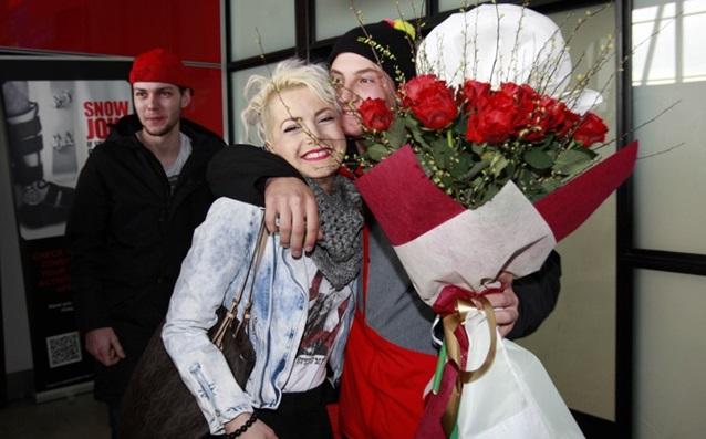 Поли Генова подкрепи Бербатов