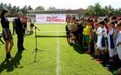 Кметът на Хасково награди победителите в детски футболен турнир на АБФ