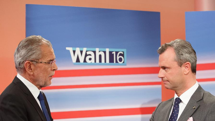 Изненадващ обрат на изборите в Австрия