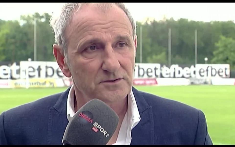 Никола Спасов: Не разполагаме с отбор за Първа лига