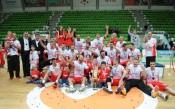 СНИМКИ: Лукойл отново на българския баскетболен връх!