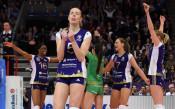 Рабаджиева и Волеро загубиха полуфинала на Световното клубно