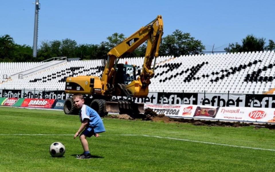 Пловдив ще предложи два стадиона за големи първенства