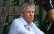 Ница отряза Борусия за треньора