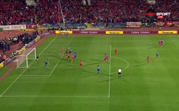 Не зачетоха гол на Монтана срещу ЦСКА, имаше ли засада?