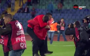 Христо Янев и ЦСКА полудяха след триумфа за Купата