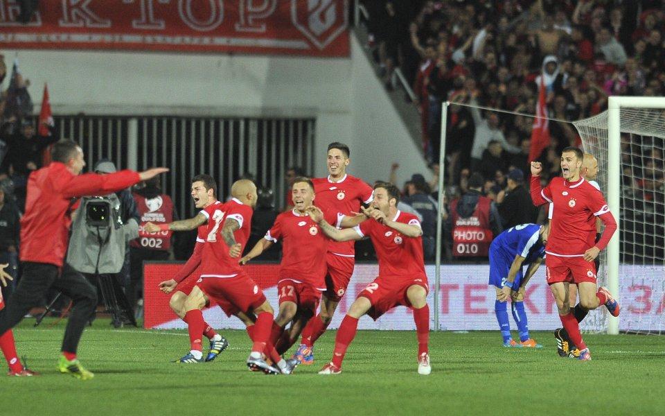 Как ЦСКА вдигна Купата на България