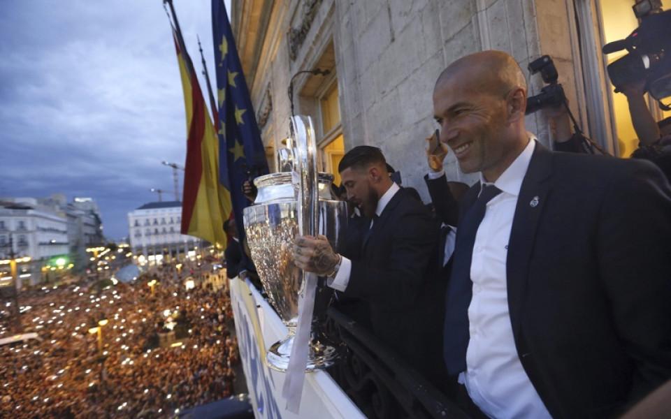 Реал отива в Канада, започва подготовка на 15 юли