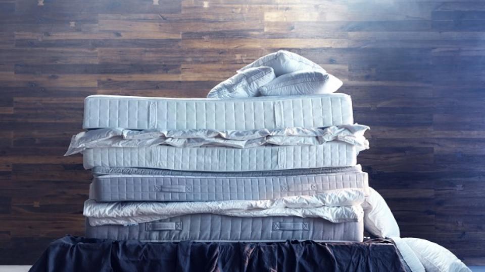 Спалнята е нищо без удобен матрак