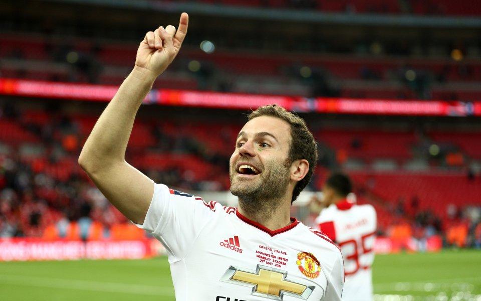 Анри: Мата е най-добрият футболист на Юнайтед