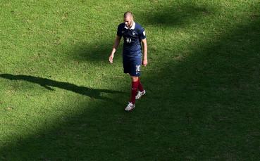 Шефът на френската федерация: Националният отбор е затворена страница за Бензема