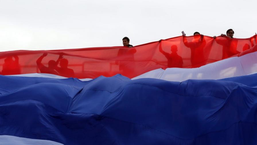 Обвиниха задържаните украински моряци