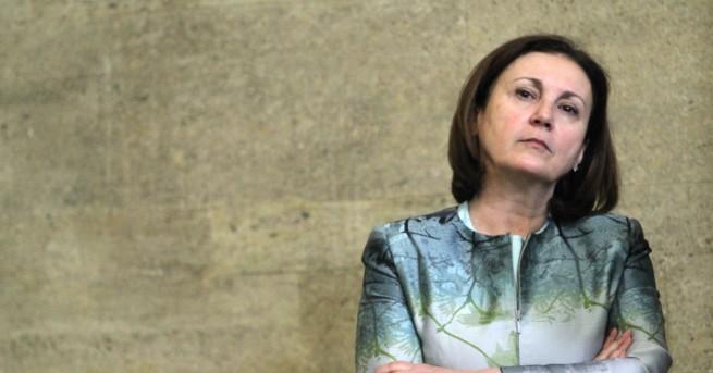 Началникът на политическия кабинет на министър-председателя Бойко Борисов Румяна Бъчварова