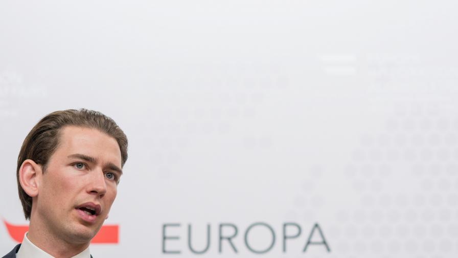 Удар от Австрия: Веднага да спрем преговорите с Турция