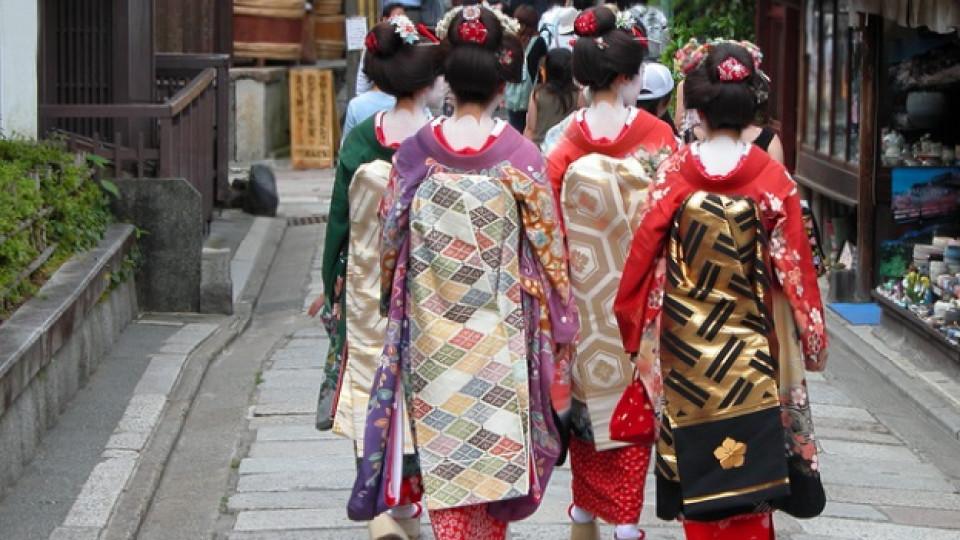 Защо японките са слаби и живеят дълго?