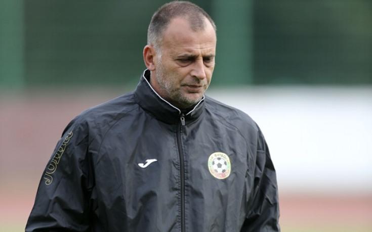 Тони Здравков след хикса с Казахстан: И това го има във футбола