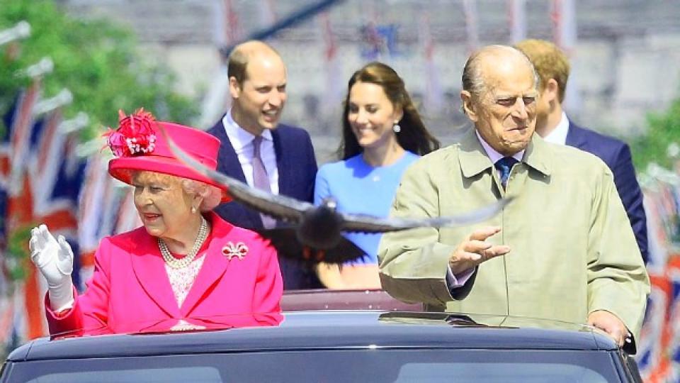 Edna обичана от милиони 90-годишна жена: кралица Елизабет II