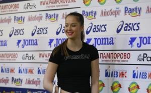 Едно от златните момичета в нова роля на Световната купа в София