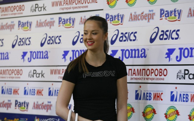 Християна Тодорова<strong> източник: LAP.bg</strong>