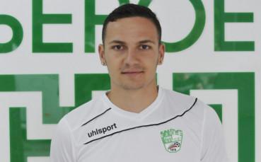Съмнения за тежка травма при български защитник