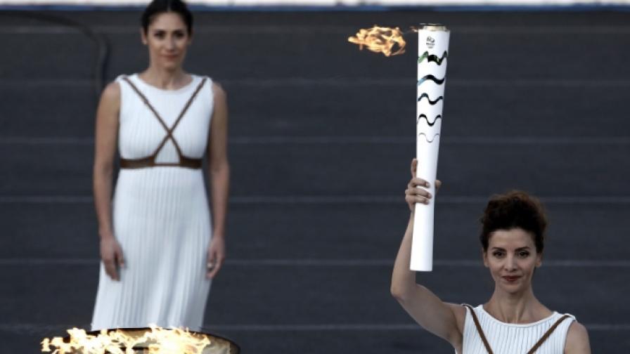Застреляха талисмана на Олимпийските игри в Рио