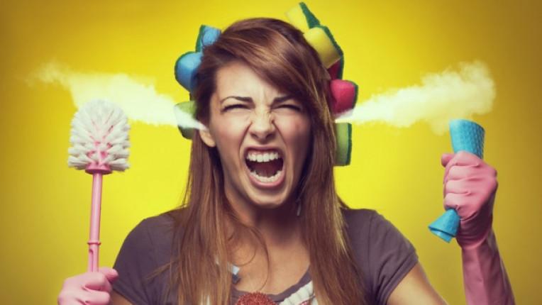 жена луда ярост гняв