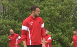 Албанците тренират, но шансовете им за класиране на 1/8-финалите намаляват
