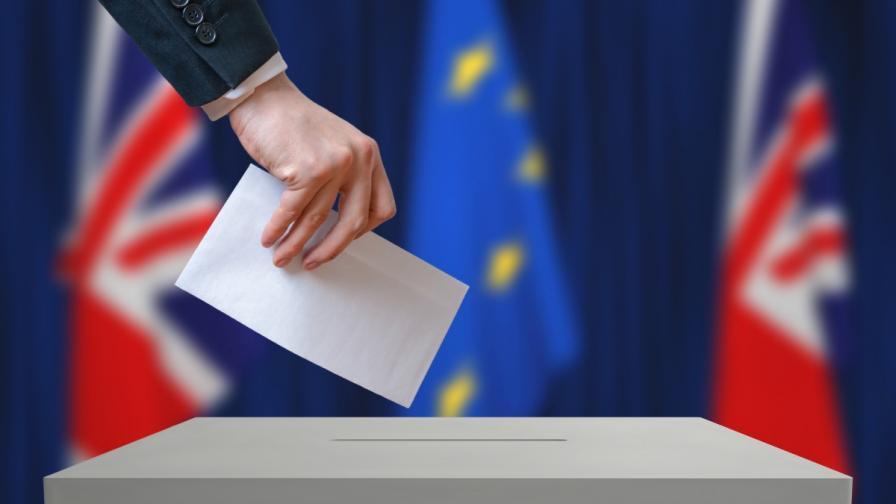 Първи резултати от референдума на Острова