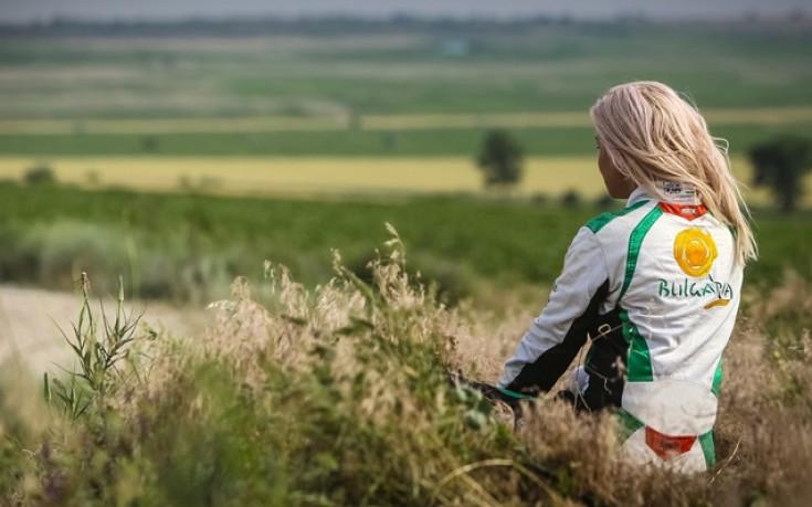 Без еврошампионката Екатерина Стратиева на рали Белгия