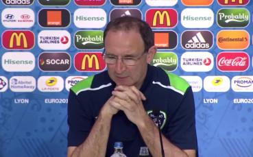 Мартин О'Нийл вече не е селекционер на Ирландия