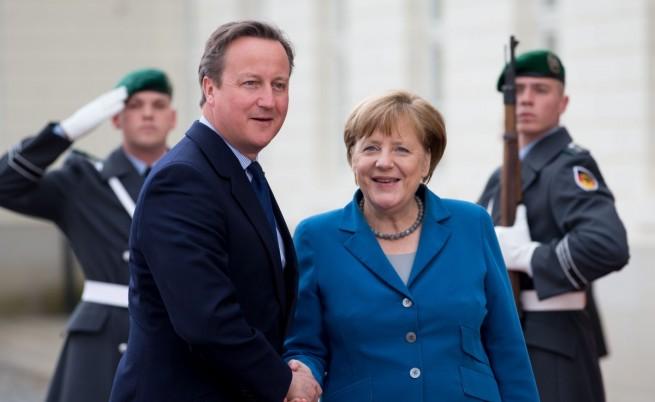 Меркел: ЕС оставя Великобритания сама да реши кога ще напусне