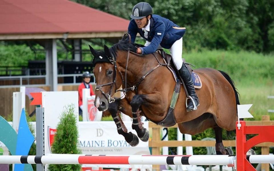 Турнир по конен спорт