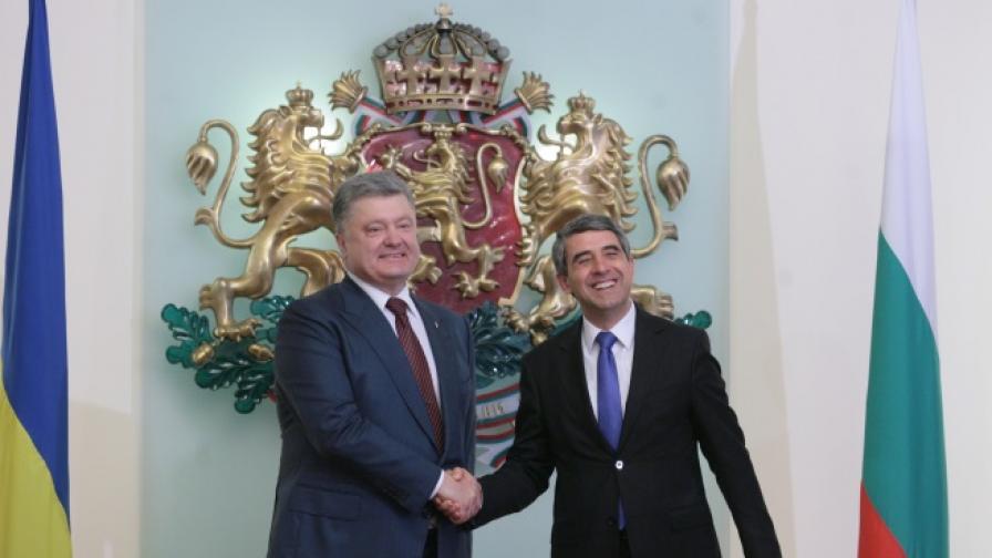 Плевнелиев: Никога няма да признаем Крим за руски