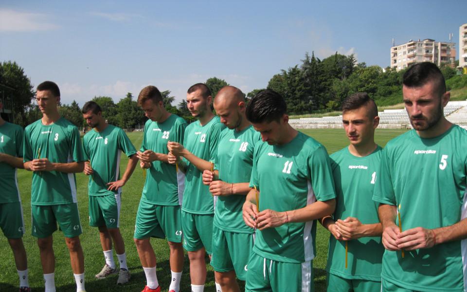 Вихрен стартира с 18 футболисти