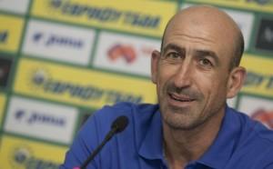 Лечков: Иска ми се да сме първи в групата