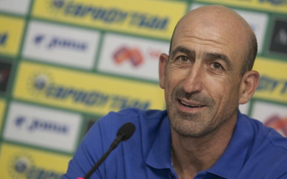 Лечков: Треньорите ще кажат какви са ползите и негативите от двата мача