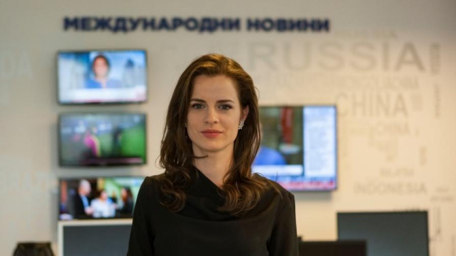 Марина Цекова