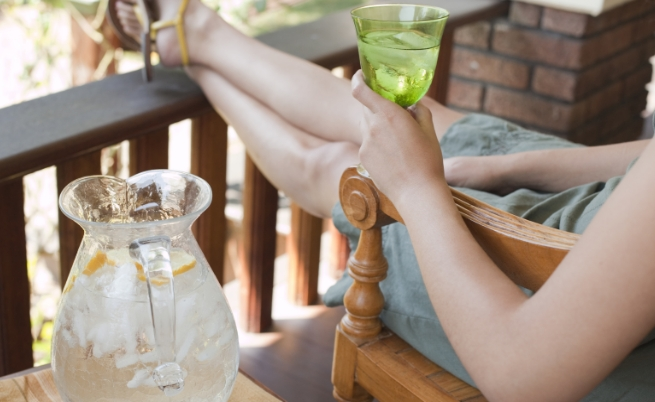 лимонада почивка