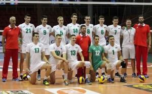 България U18 си гарантира място в Топ 6 на Евроволей 2018