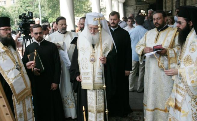 Патриарх Неофит оглави панихида в памет на Антим I