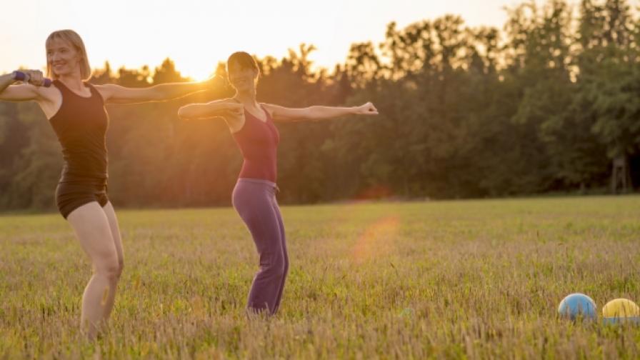 Как да тренираме, без да вредим на тялото си